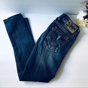 Vigoss studio distressed jeans Size 27